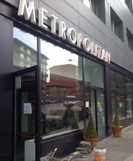 thumbnail: Metropolitan INN