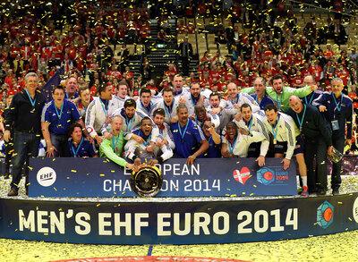 Champions Hand2014