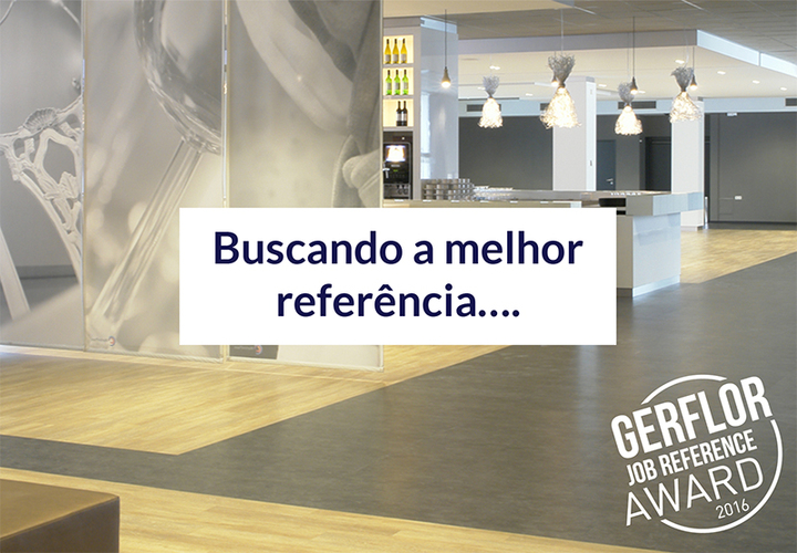 Gerflor Job Reference Award 2016 Pt