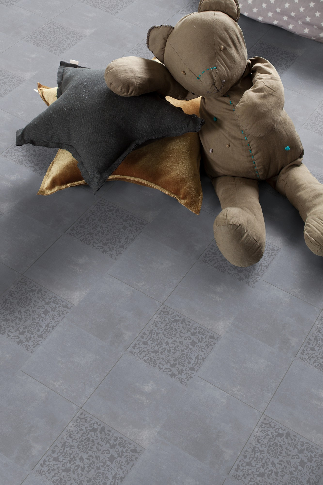 Mosaicos de vinil 1,5 mm